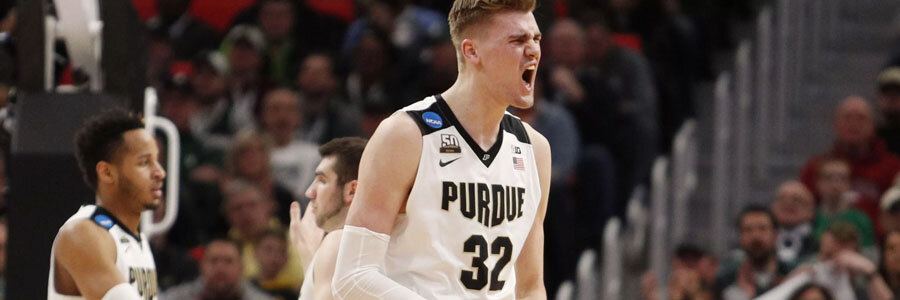 Old Dominion vs Purdue March Madness Odds / Live Stream / TV Channel, Date / Time & Prediction.