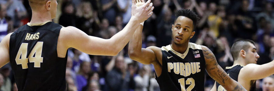 Maryland at Purdue is going to be a close one.