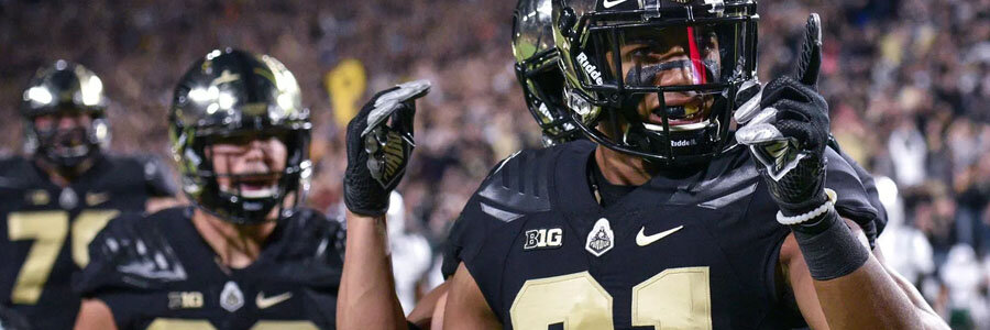Purdue comes in as the underdog at the Foster Farms Bowl Betting Odds.