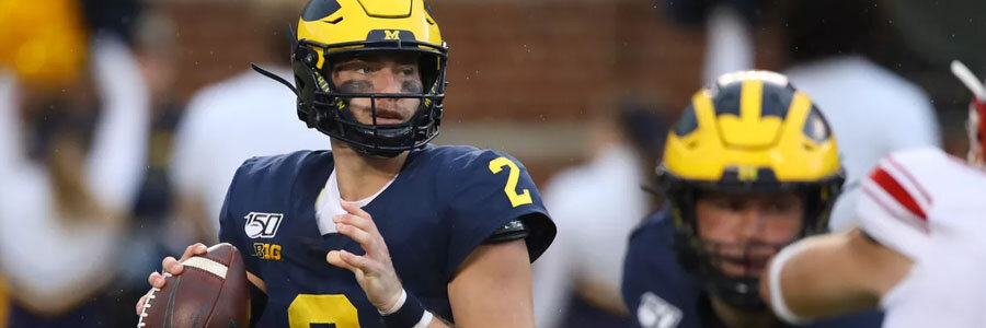 Michigan is one of the favorites for the College Football Week 6 betting action.