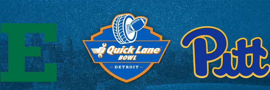 Pittsburgh vs Eastern Michigan 2019 Quick Lane Bowl Odds, Preview & Pick.