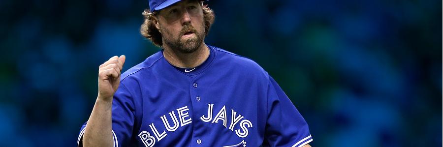 RA Dickey - Toronto Blue Jays vs Detroit Tigers MLB Game Information