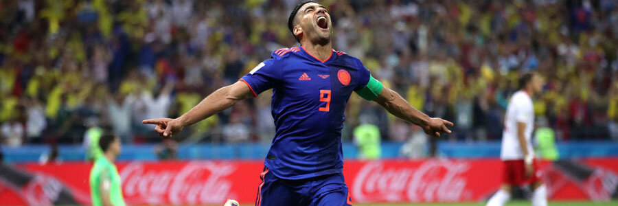 Colombia is the 2018 World Cup Betting favorite to win Group H.