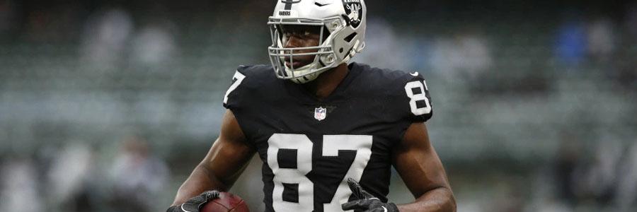 How to Bet Raiders vs 49ers NFL Week 9 Spread & Pick.