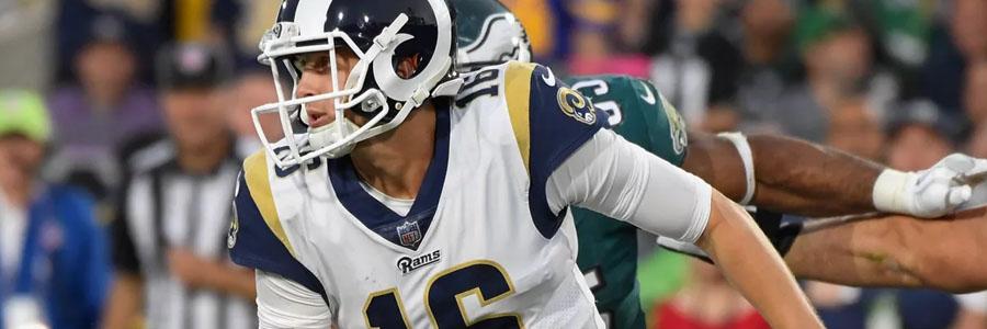 Cowboys vs Rams should be a close one.