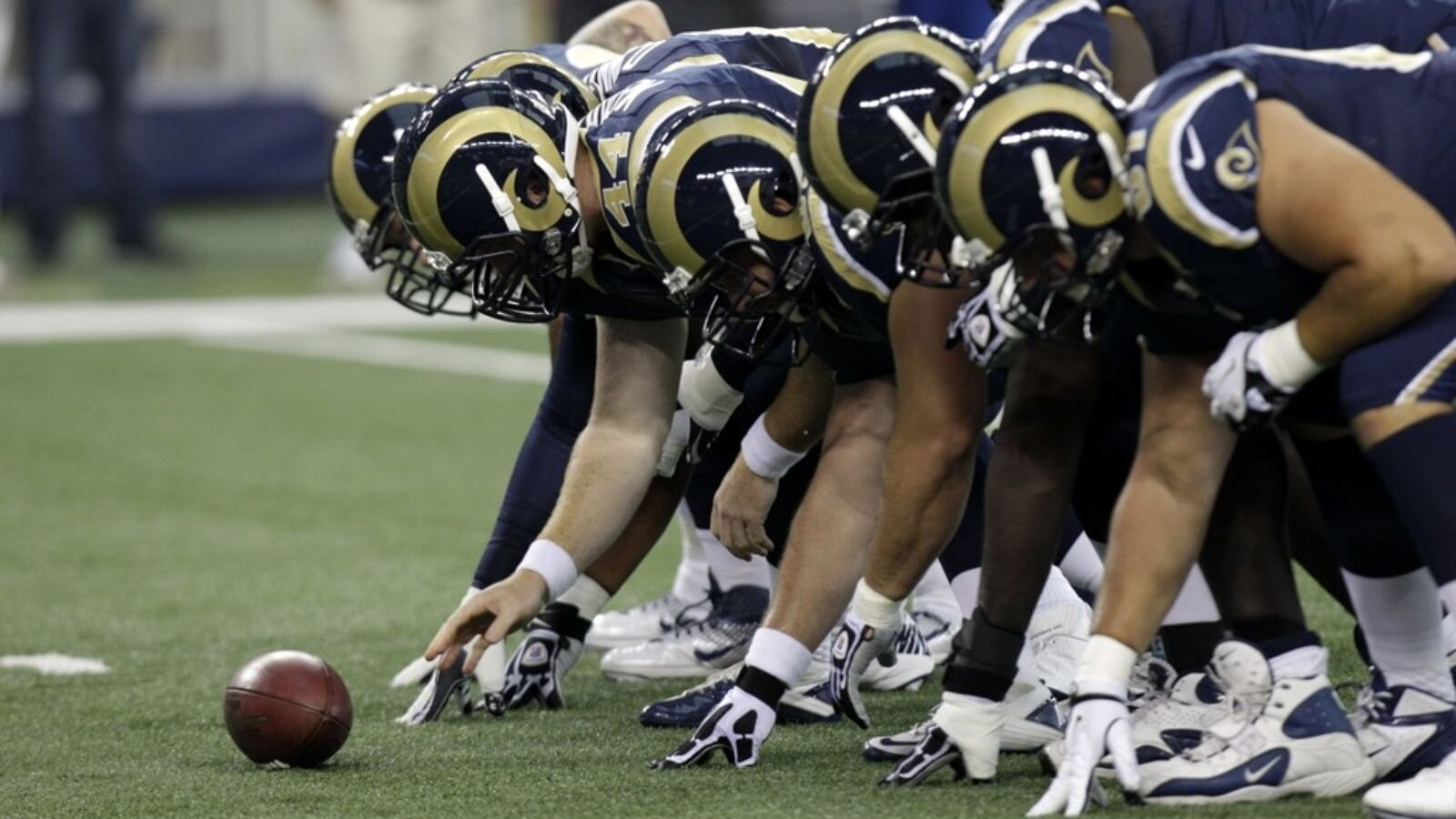 Rams Offensive Lines 2014