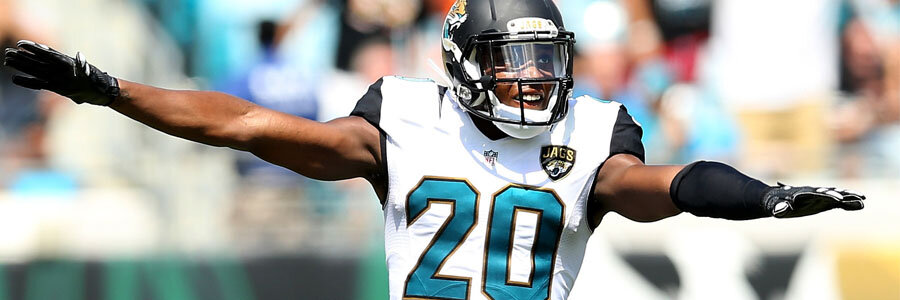 The Jags are underdogs for NFL Week 13 against the Colts.