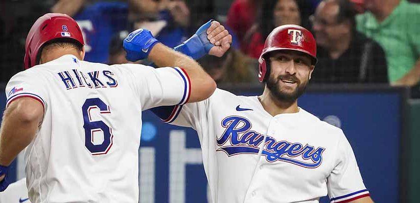 Rangers vs Yankees MLB