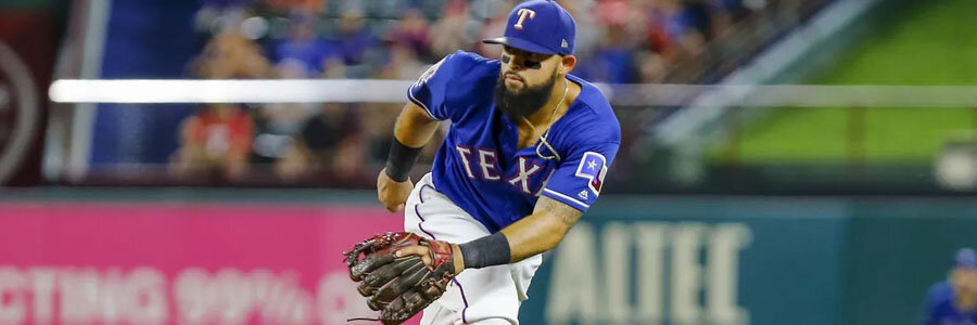 Rangers vs Astros MLB Betting Lines & Game Analysis.