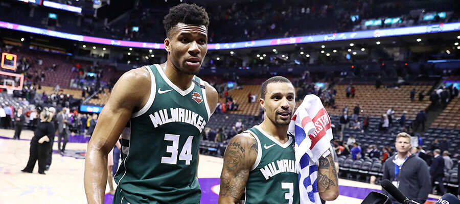 Raptors Vs Bucks Odds & Pick - NBA Betting