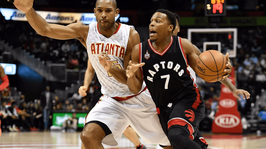 The Raptors are just a few games behind Cleveland for the top of the East.