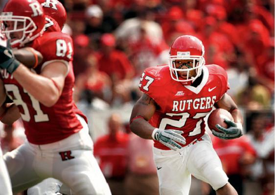 Ray Rice Rutgers