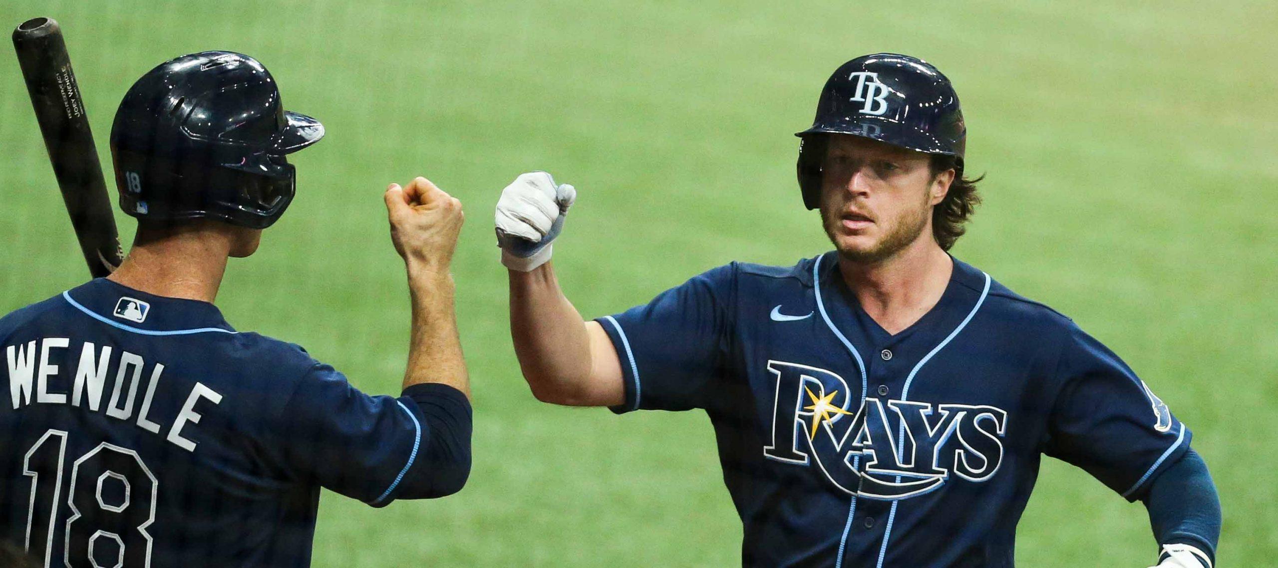 Rays vs Phillies MLB