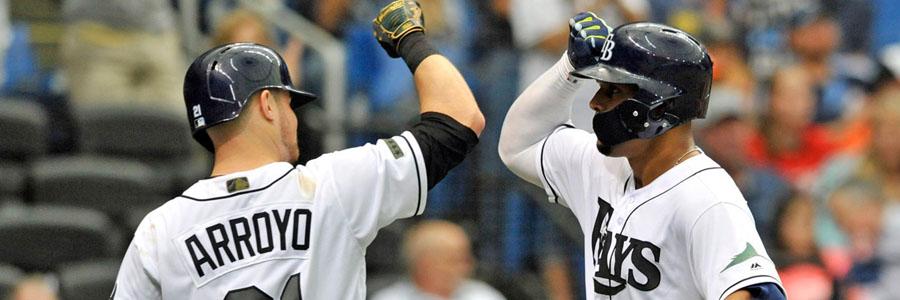Rays vs Royals MLB Betting Lines & Game Analysis.