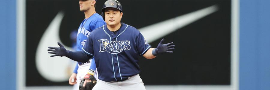 Rays vs Athletics MLB Odds & 2019 American League Wild Card Prediction.