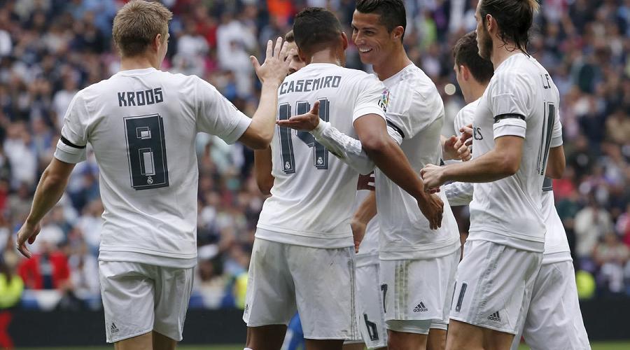 Real Madrid CF La Liga