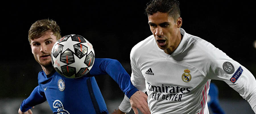 Real Madrid Vs Chelsea Betting Odds - 2021 UCL Semi Finals 2nd Leg