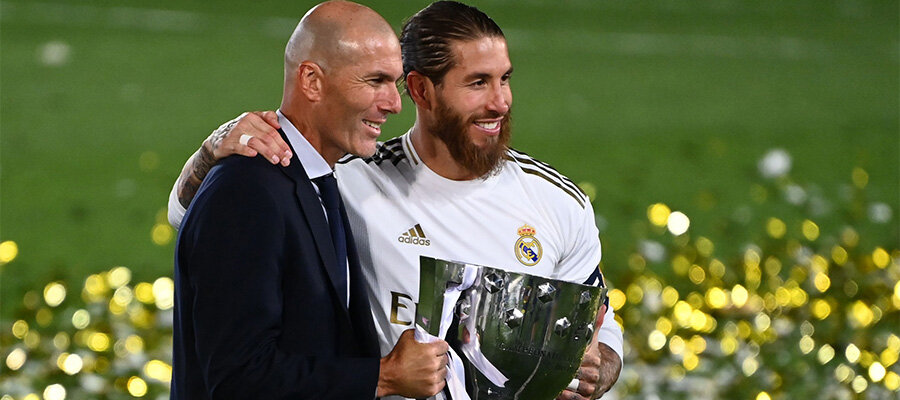 Real Madrid odds to win Champions - UEFA Betting
