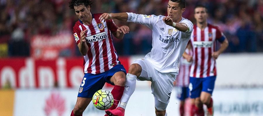 Real Madrid vs Atletico de Madrid II