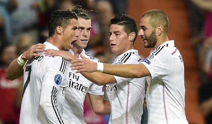 Real Madrid 2015 UEFA Champions