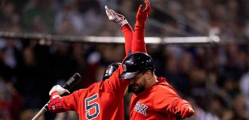 Red Sox vs Astros ALCS Game 6