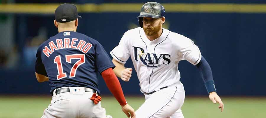 Red Sox vs Rays MLB