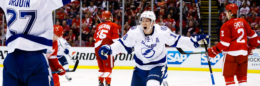 Detroit vs Tampa Bay NHL Playoffs Game 5 Spread Guide