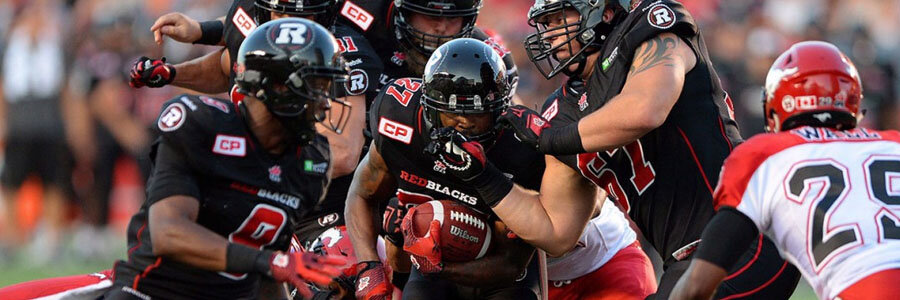 Stampeders vs RedBlacks is going to be a battle for the 2018 Grey Cup.