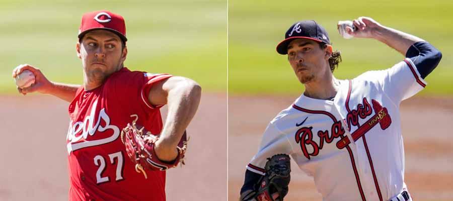 Reds vs Braves MLB