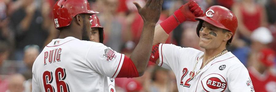 Reds vs Athletics MLB Odds, Preview & Prediction.