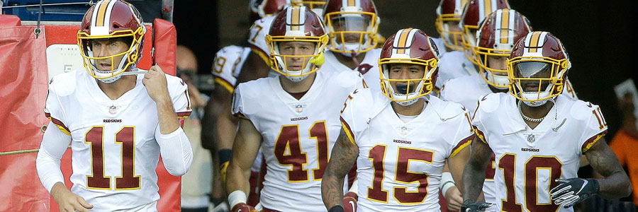 Falcons vs Redskins NFL Week 9 Odds & Game Preview.