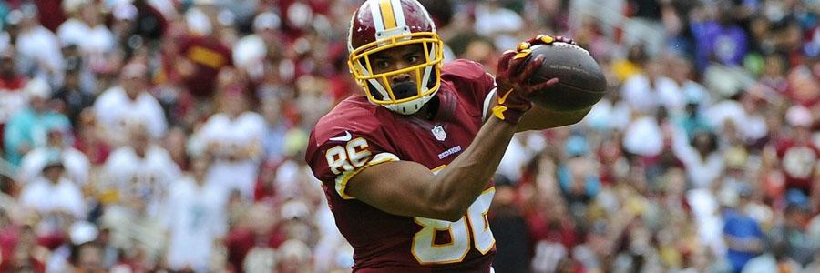 Redskins vs Eagles NFL Week 13 Spread & Pick for Monday Night.
