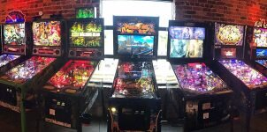 The Resurgence of Competitive Pinball