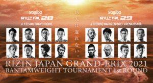 Rizin Fighting Federation: RIZIN 28 Betting Analysis