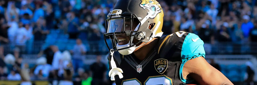 According to the NFL Betting Lines for Week 9, the Jaguars chance to beat Cincinnati is pretty good.