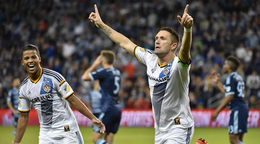 Robbie Keane LA Galaxy