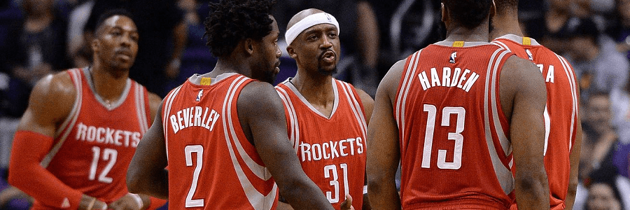 The Rockets are going to be looking for another win vs Phoenix.