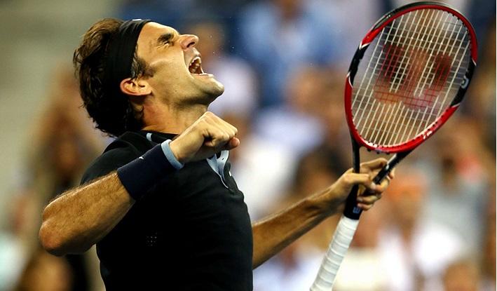 Roger Federer 2015