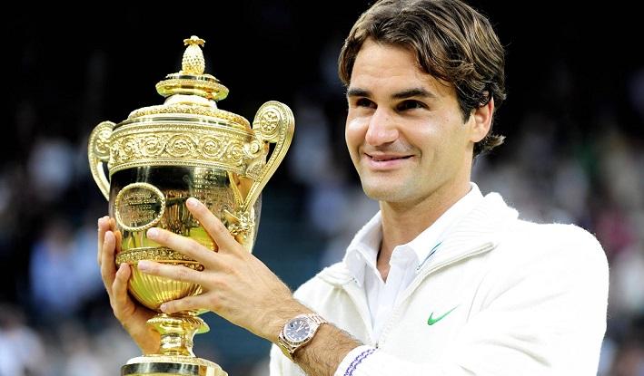 Roger Federer Trophy
