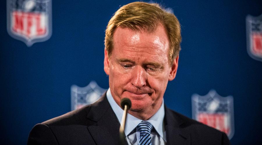 NFL Commisioner Roger Goodell