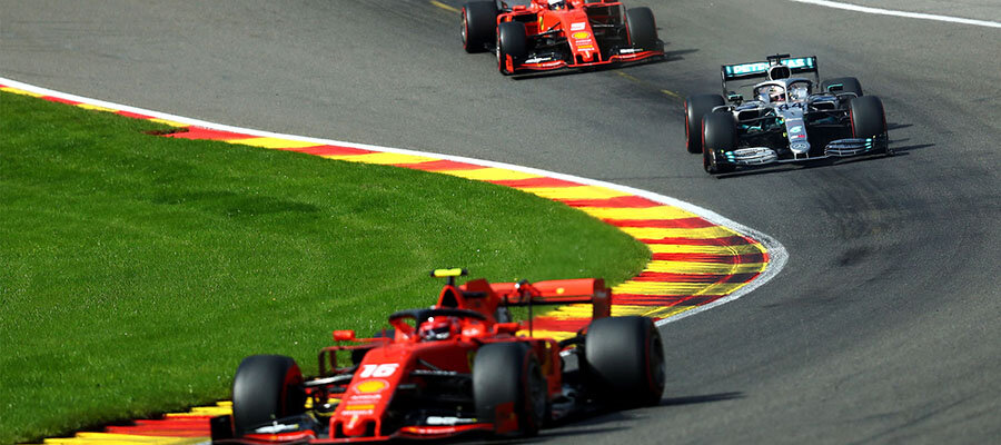 Rolex Belgian GP 2020 Odds & Picks - Formula 1 Betting
