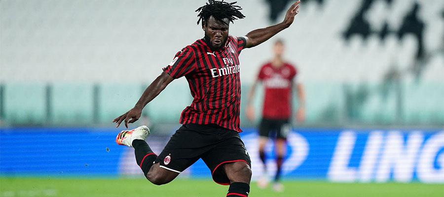 Roma Vs Milan Serie A Matchday 28