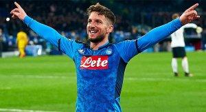 Roma Vs Napoli Serie A Matchday 30
