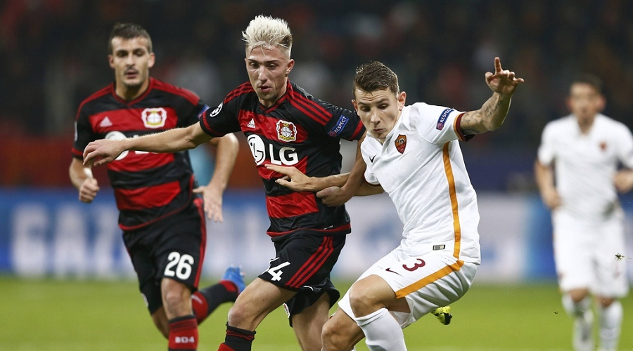 Roma vs Bayer Leverkusen