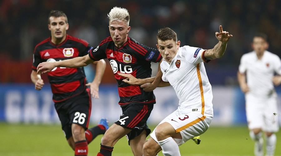 Roma vs Bayer Leverkusen