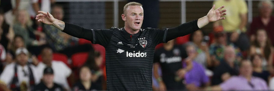 With Wayne Rooney on board the DC United is one of the Soccer Betting favorites to win the MLS Cup.