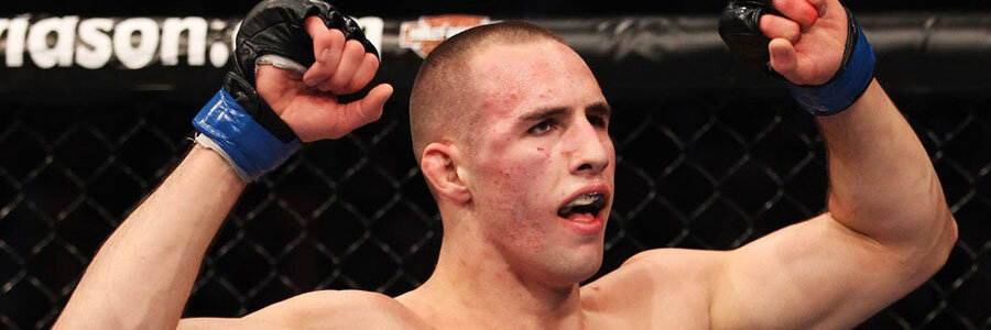 Rory MacDonald is one of the favorites to win at Bellator 206.