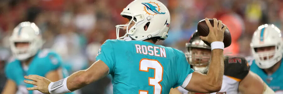 The Dolphins could grab their first W of the season in NFL Week 6.