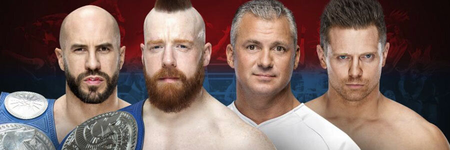 The Miz & Shane are clear favorites to win at the 2019 WWE Royal Rumble.