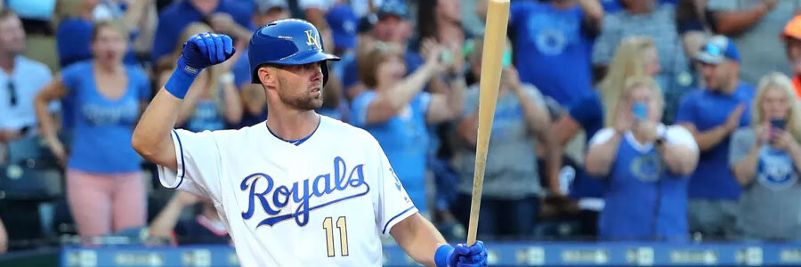 The Royals should be one of your MLB Betting picks of the week.